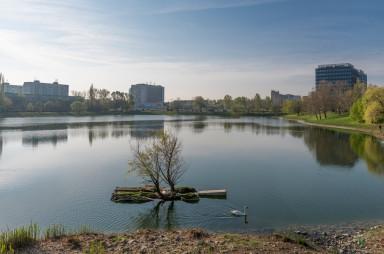 Lake Štrkovecké