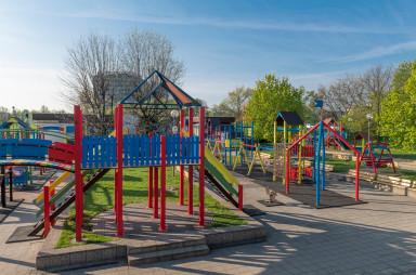 Playground Radosť Štrkovec