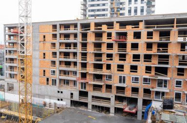 Construction progress 02/2021