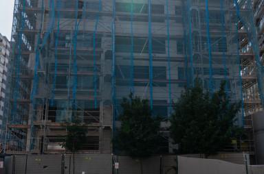 Priebeh výstavby 06/2021