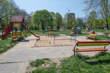 Park Račianske mýto